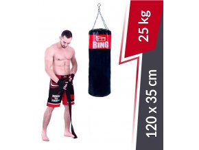 Ring sport boxerský pytel 120 x 35 cm 25 kg 2