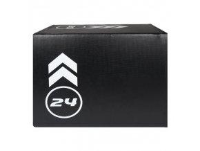 CrossFit Plyo box 3v1  SOFT 51×61×76 cm