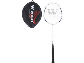 Badmintonová raketa WISH Steeltec 9, modrá