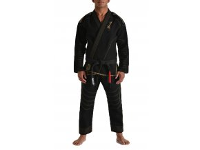 Gr1ps bjj kimono gi armadura black grips 1