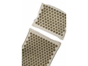 Sharp Shape Akupresurní ECO set hnědý