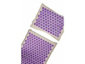 Sharp Shape Akupresurní ECO set fialový
