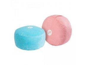 YOGA P2I Meditační polštář modrý