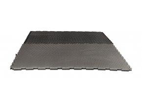 Puzzlematte Pro 2cm Checker schwarz grau 1035