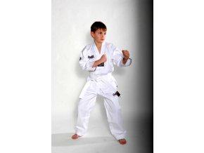Taekwondo Dobok VISION - bílý revers - WTF styl - CENA VČETNĚ PÁSKU