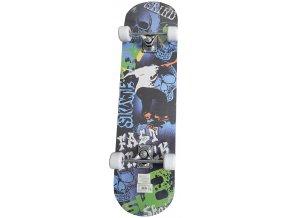 SKATE Skateboard sportovní s protismykem S3/1-ZE