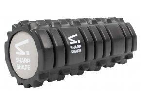 Sharp Shape Válec na cvičení Roller 2v1 černý