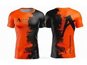 Arawaza triko oranžová