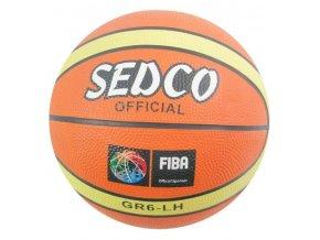 Míč basket  ORANGE SUPER 6