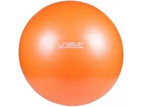 Gymnastický míč Anti-burst 65 cm LiveUp