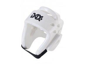Taekwondo helma DAX TAERYON - bílá