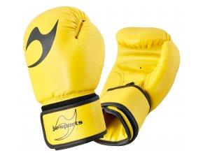 6031008 Boxhandschuh Kinder gelb 8oz 01