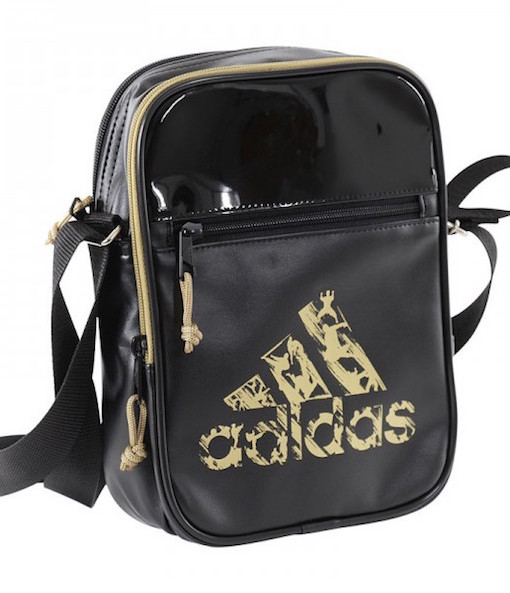 Adidas taška přes rameno Barva: Zlatá
