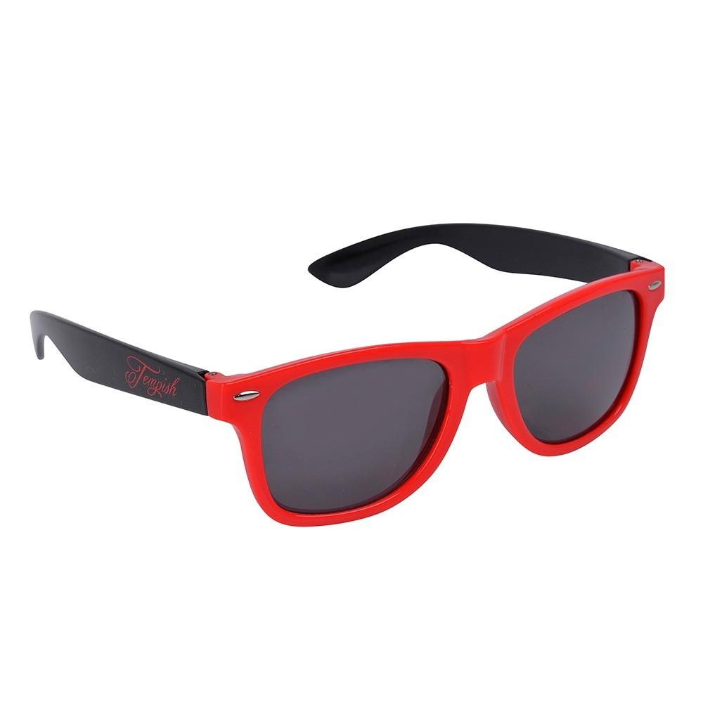 TEMPISH Brýle na kolečkové brusle RETRO červené Barva: red