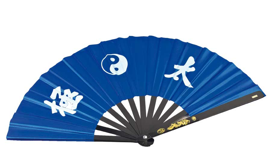 JU-SPORTS VĚJÍŘ PRO TAI CHI, KUNG FU - 215g Barva: Modrá