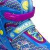 Dětské kolečkové brusle NILS EXTREME NJ 4613 A blue