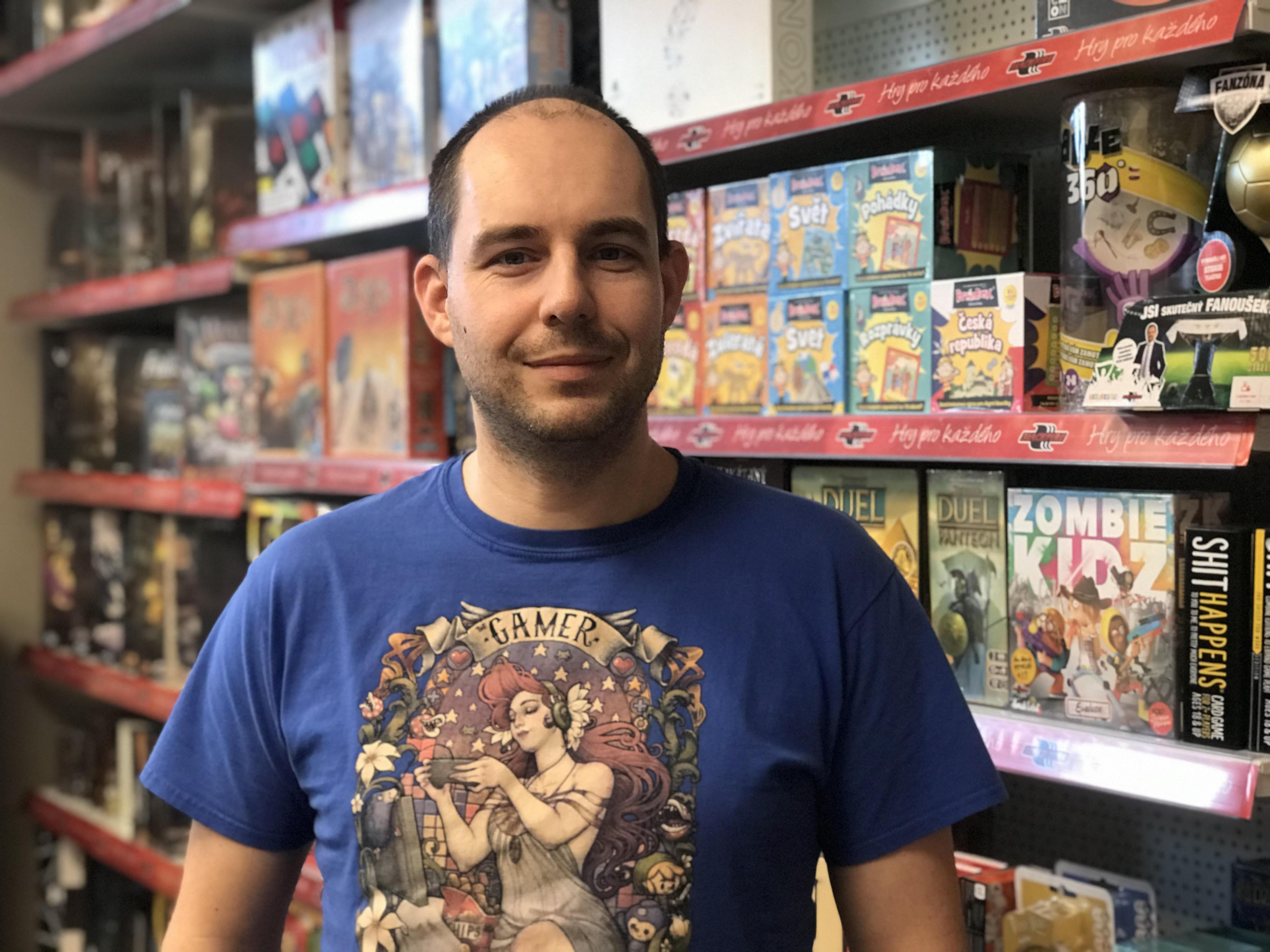 Michal Ekrt z nakladatelství Blackfire: korona nakopla zájem o hry a hraní