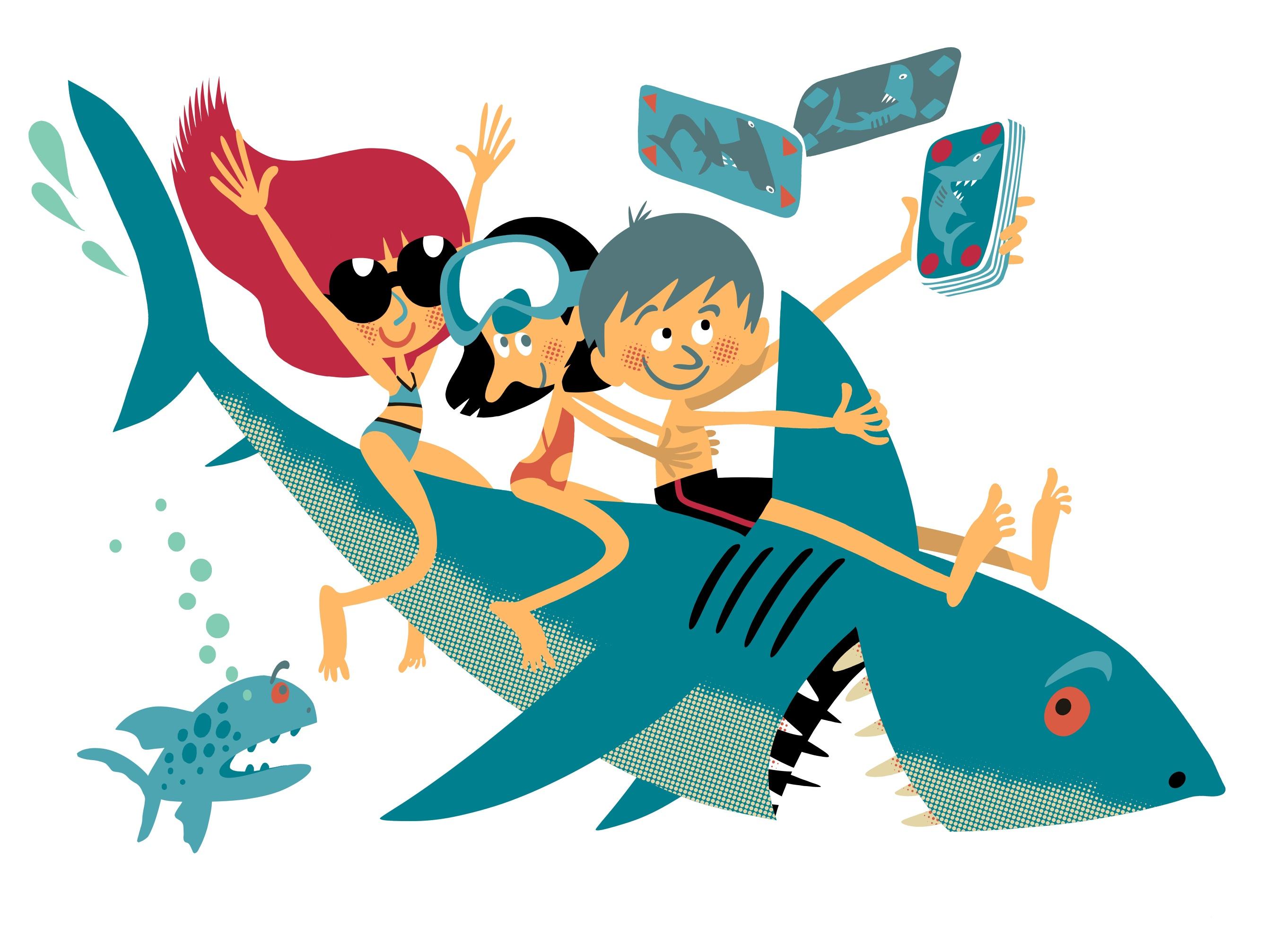 Žralovci: jak hrát autobus