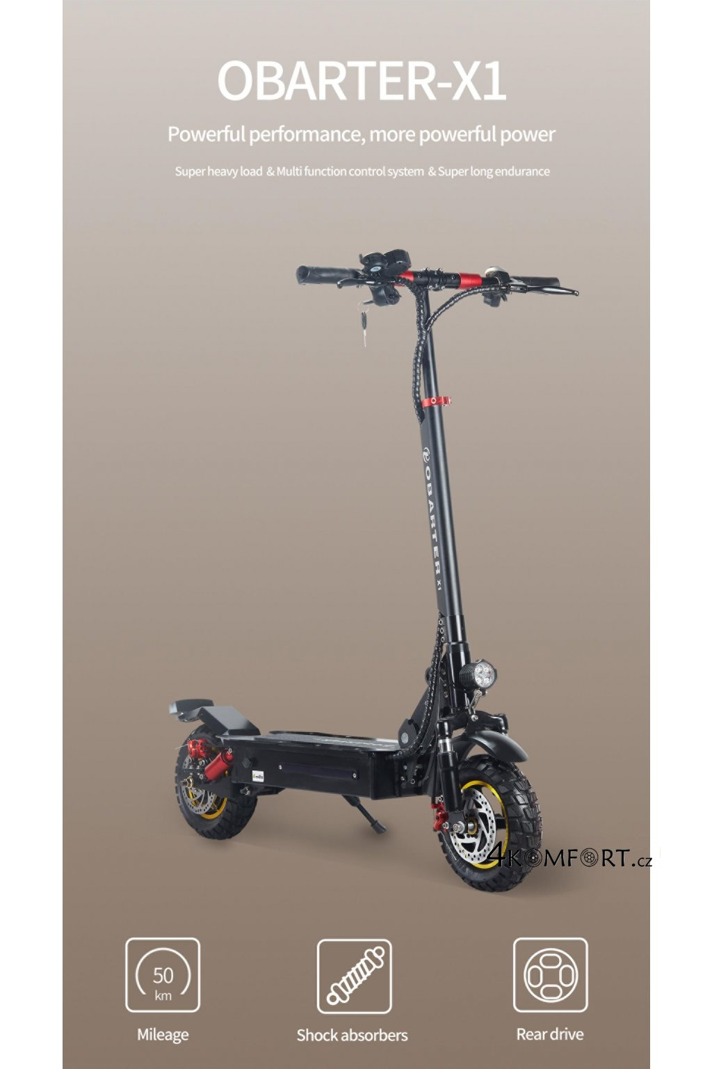 X1 scooter 001