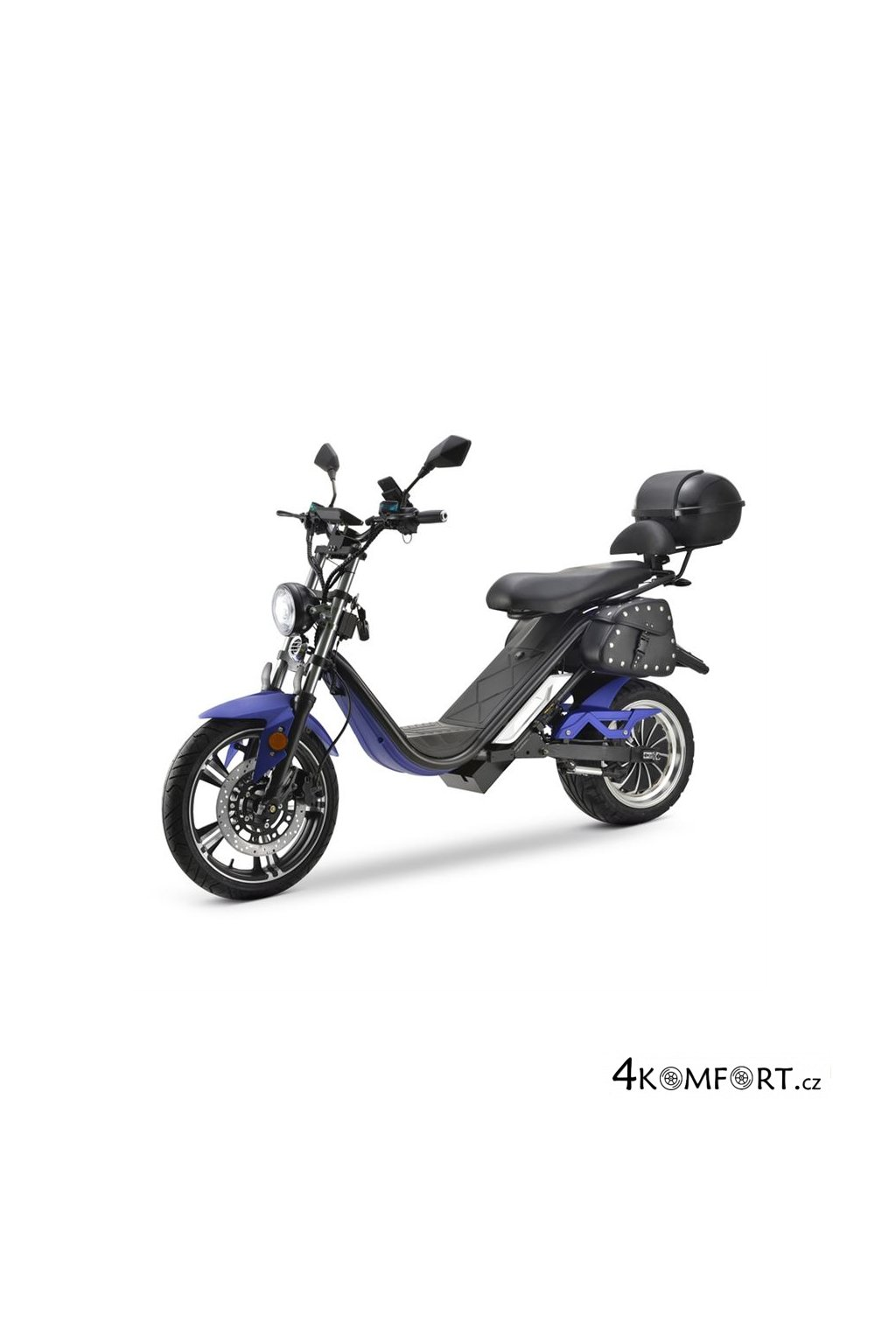 eec 4000w adult scooter rts46329802478