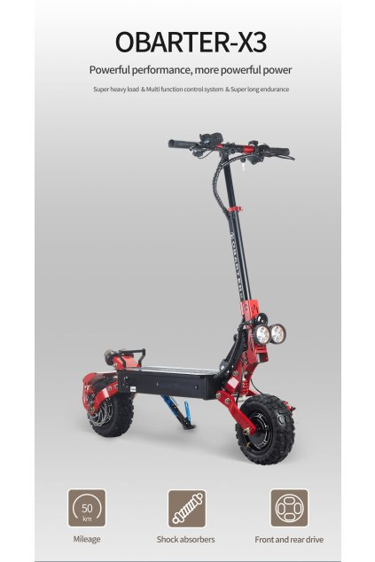 X3 scooter 001