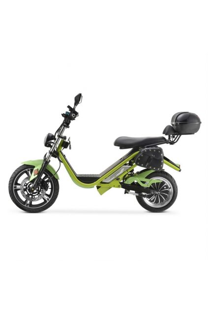 eec 4000w adult scooter rts46406571223 black
