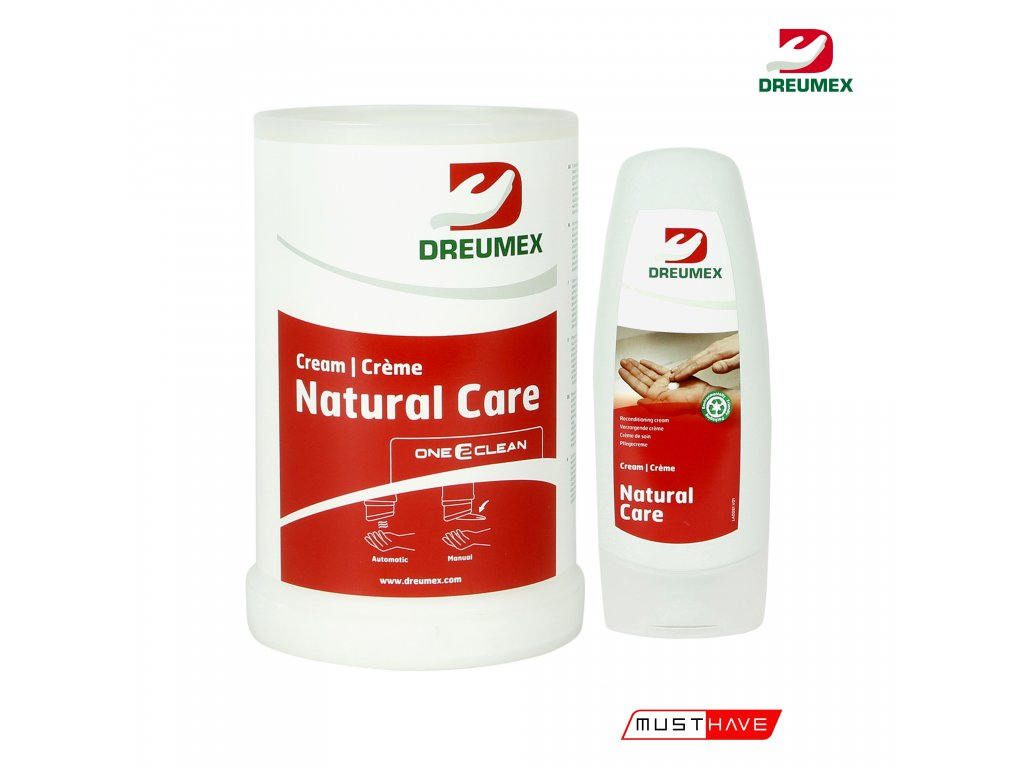 dreumex natural care musthave 4myhands formyhands