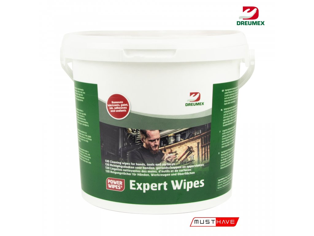 dreumex expert wipes 68101301001