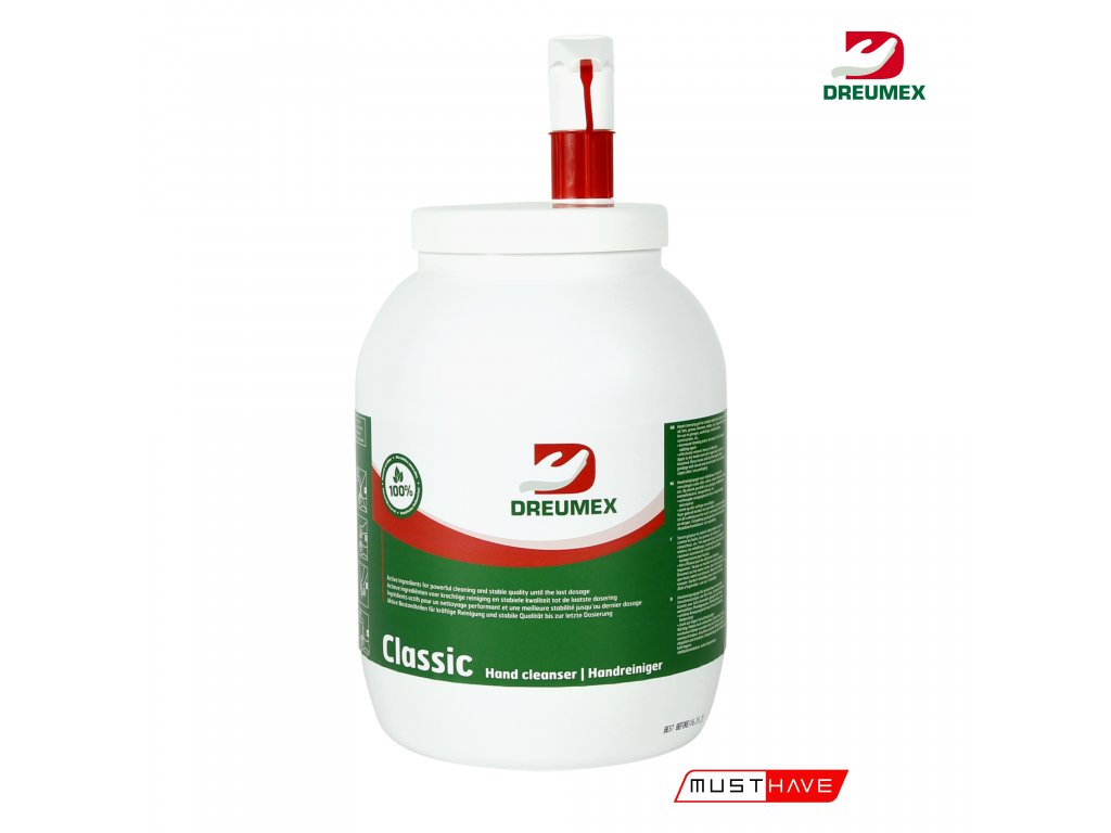 dreumex classics 2,8 l must have formyhands 4myhands 10928001008