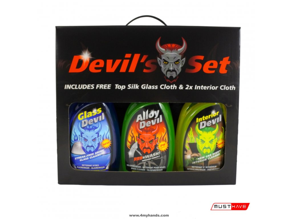 687217 devil devils set 4myhands