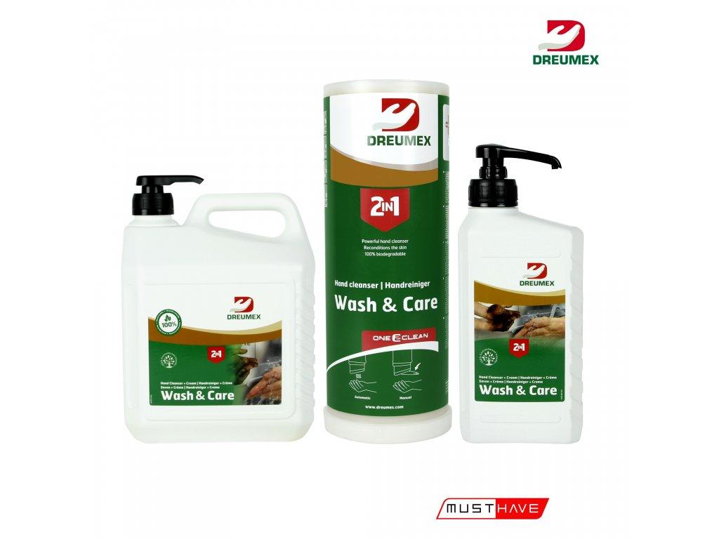 dreumex wash & care musthave 4myhands formyhands