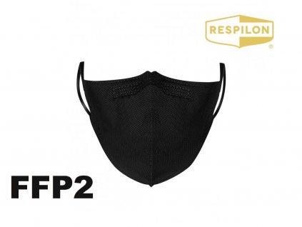 207 2 nano ffp2 respirator respipro carbon 3ks respilon 4myhands