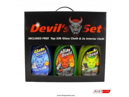687217 devil devils set 4myhands