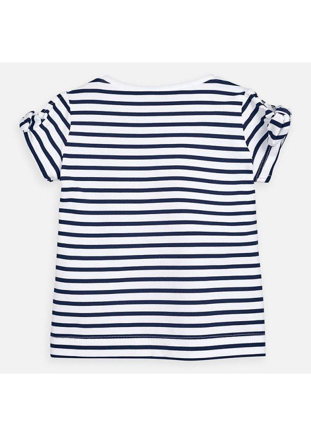 Tričko s krátkým rukávem a otvory na ramenou