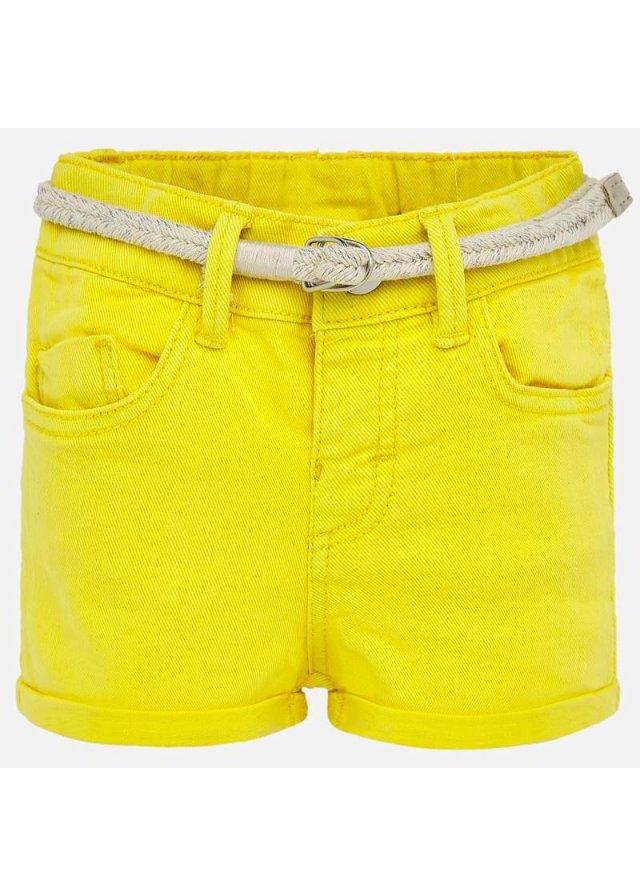 Kraťásky, Yellow