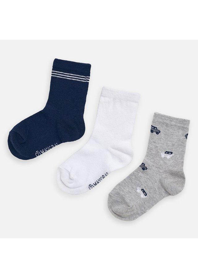 Ponožky set 3 kusy