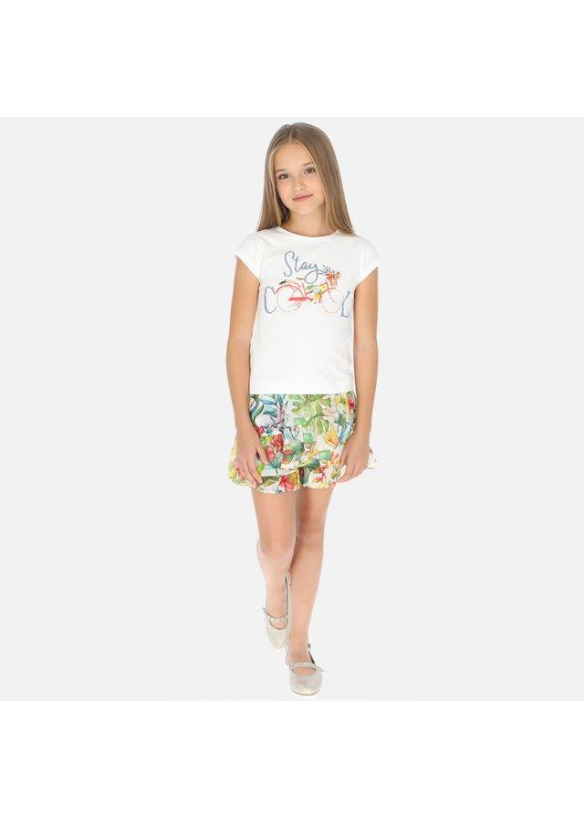 Květinová sukně, Persimmon