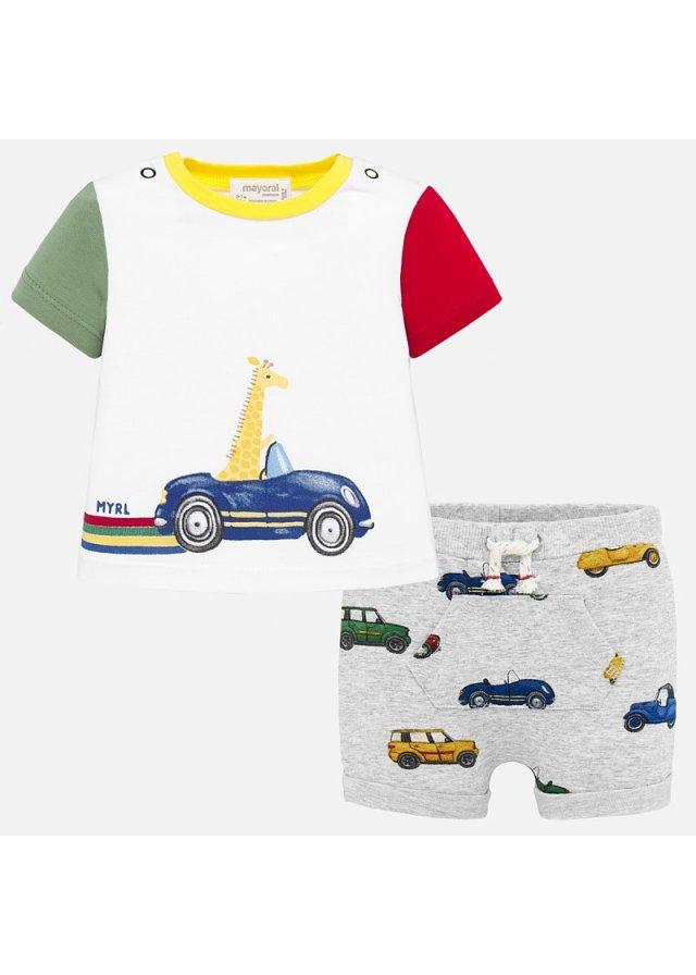 Setík tričko a šortky, Oregano