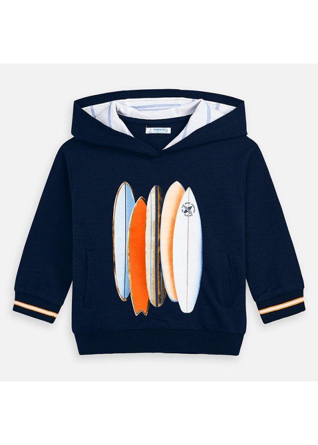 Mikina s kapucí, Navy