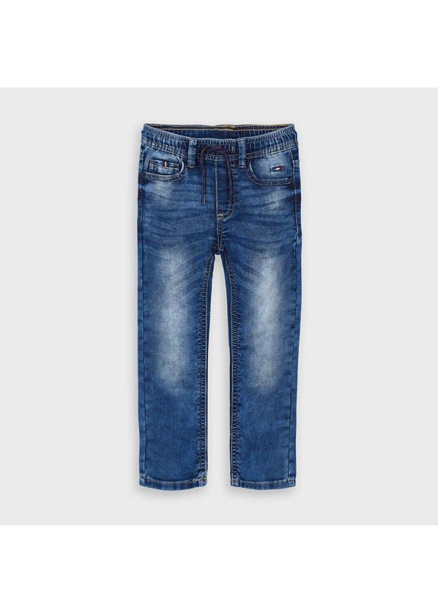 Džíny s pružným pasem, Basic