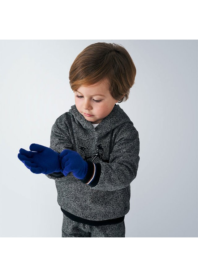 Rukavice, Azul pop