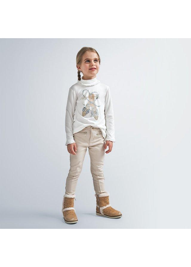 Kalhoty s kapsami na zip, Stone