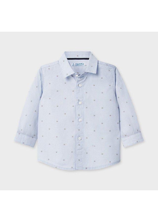 Košile s dlouhým rukávem, Letters