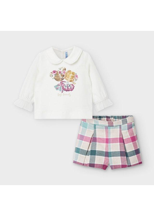 Tričko a šortky set, Jade