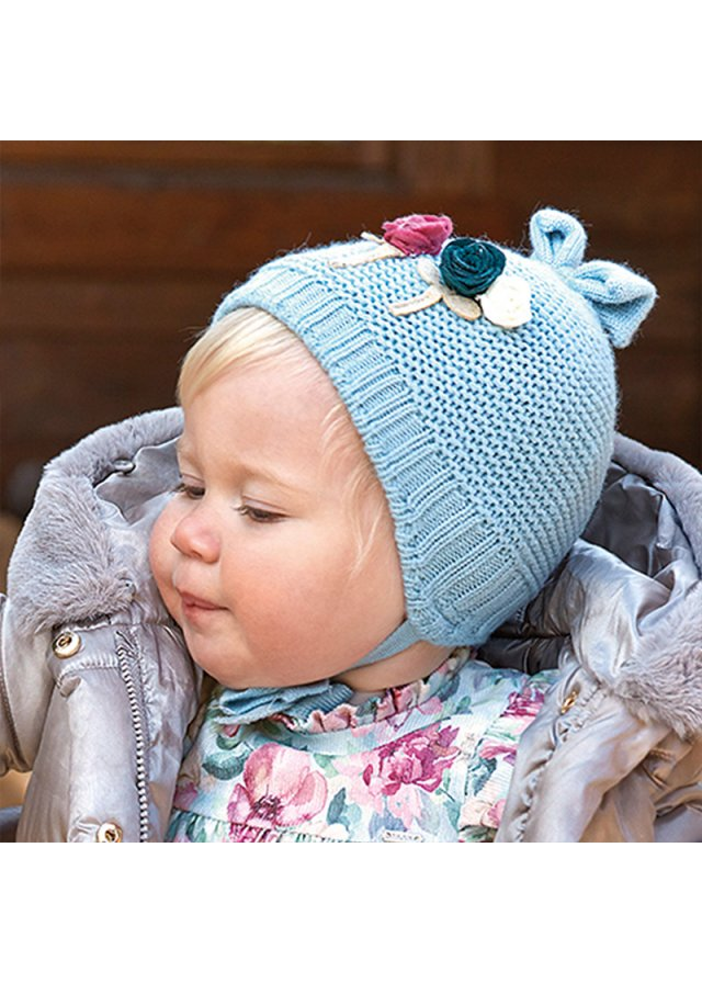 Čepice, rukavice a šála set, Jade