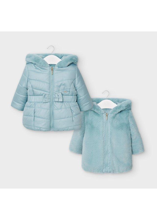 Oboustranná zimní bunda, Jade