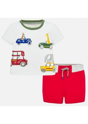 Setík tričko a šortky, Cuore