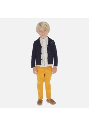 Kalhoty Slim Fit, Pollen