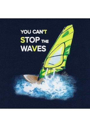 Tričko s motivem windsurfu