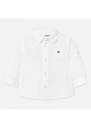 Lněná košile, Printed
